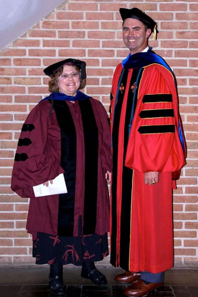 Mady & David_graduation