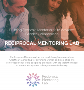 Reciprocal Mentoring RML Greatheart Inclusive Leader 4